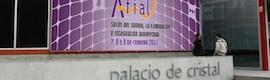 AFIAL 2011: sonido, iluminación y, ahora también, integración audiovisual
