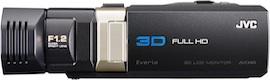 GS-TD1, la primera cámara Full HD 3D de JVC para consumo