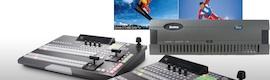 El mezclador HVS-350HS de For-A permitirá el control del servidor Abekas Mira