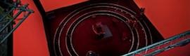 Efecto inmersivo audiovisual en 'La Caja Deluxe'