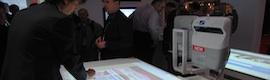 Epson EB-455Wi y EB-465i o cómo convertir cualquier superficie en una pantalla interactiva