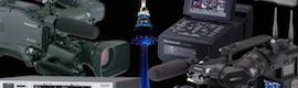 Histórico contrato de TVE con Panasonic para la compra de equipamiento P2HD