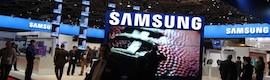 "Soluciones ""business to business"", con Samsung"