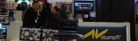 AV Stumpfl: pantallas, señalización digital y control