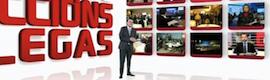 Soluciones de gráficos on-air en NAB 2011 con WTvision