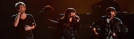 Sennheiser dota de voz a la 53 edición de los premios Grammy