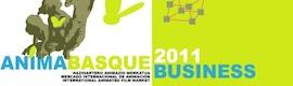 La animación internacional se dará cita el 31 de marzo en Animabasque-Business