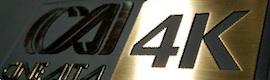 Secuoya organiza una jornada técnica sobre producción y postproducción en 4K