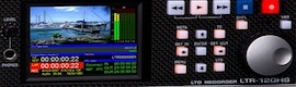 LTR-120 HS: ingesta directa de formatos AVC-Intra/DV y MXF con For-A