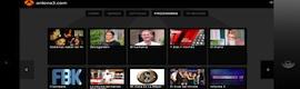 Antena 3 ofrece ya todos sus programas y series completas en iPad, incluso en HD