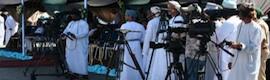 Tedial acude a CABSAT con el sello de garantía de la transformación de Omán TV en un sistema tapeless y HD