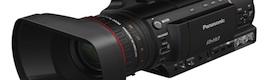 AG-HPX250 P2 HD: nuevo camcorder de Panasonic con códec AVC-Intra y muestreo 4:2:2 a 10 bits