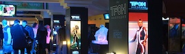 El estreno de 'Tron' se rodea de alta tecnología con Microtiles