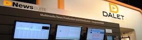 Dalet ofrece producción integrada de noticias con los servidores Nexio de Harris
