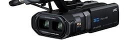 JVC mostrará en IBC su nuevo camcorder profesional 3D Full HD GY-HMZ1