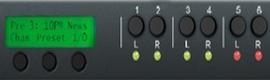 Nuevo monitor de audio MADI-8 de Wohler