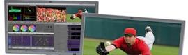 Avid InGame: producción de vídeo de principio a fin para entornos deportivos