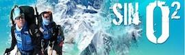 Canon colabora con el nuevo reto de Edurne Pasaban en su ascenso al Everest sin oxígeno