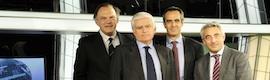 En marcha la nueva redacción unificada de informativos Telecinco-Cuatro