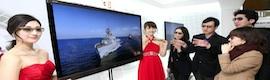 Cinema 3D: LG introduce la estereoscopía pasiva en el hogar