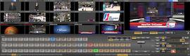 Newtek Tricaster 850: realización con 8 canales en vivo y hasta 22 fuentes de video