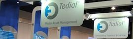 Tedial se prepara para IBC 2011 con importantes actualizaciones
