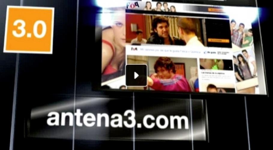 video da antena 3