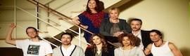 Ovide participa con sus equipos en la serie de TV3 'Dues dones divines'