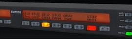 Nuevo beltpack inalámbrico y paneles de usuario en la intercom de Kroma