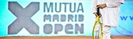 ATM Broadcast en el X Mutua Madrid Open