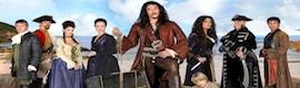 'Piratas' en Telecinco, hace aguas