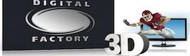 Digital Factory apuesta por el 3D simulado que proporciona Teranex