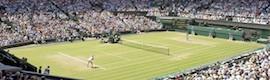 Cine y deporte se unen con la transmisión de Wimbledon en 3D de Sony