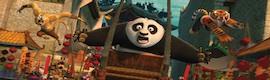 La tecnología HP lleva al cine la última película de animación de DreamWorks 'Kung Fu Panda 2′