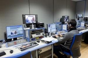 Tecnología Avid en TVE Torrespaña (Foto: A. Nevado)