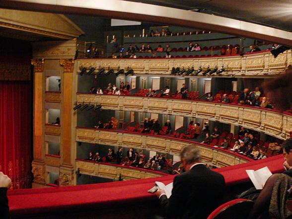 El Teatro Real Da El Salto A La Televisi 243 N A La Carta