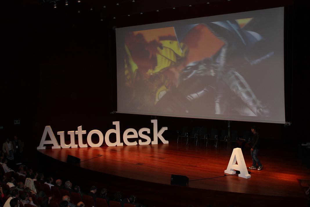 La producción cinematográfica en 3D, protagonista del Autodesk Forum