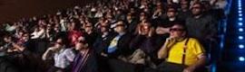 Más de 5.000 aficionados siguieron en salas la final de la Champions en 3D