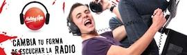La radio online de Holiday Gym consigue casi 3.000 usuarios en apenas una semana