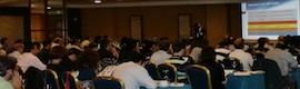 """Gran acogida del seminario """"Vídeo sobre IP"""" organizado por Sapec, Network y Nevion"""