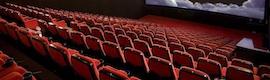 Christie y Sercine digitalizan la cadena de exhibición andaluza Cinesur
