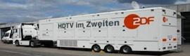 ZDF inicia el rodaje de su primera producción en 3D