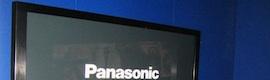 Panasonic presenta una nueva pantalla de plasma profesional de 65 pulgadas para 3D