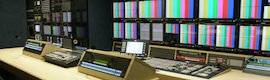 Riedel equipa la nueva móvil de STB Ukraine