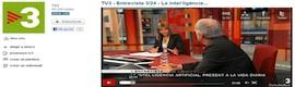TV3, presente en la plataforma Dailymotion con más de 4.000 vídeos