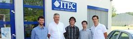 Adagio Pro distribuye ITEC