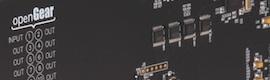 Cobalt Digital ofrece con su 9257 una alternativa a la fibra para distribución de señales MADI