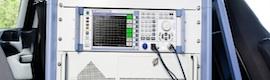 Rohde & Schwarz añade a su analizador de TV el software para drive test que mide múltiples canales y opciones de antena