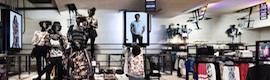 H&M establece un nuevo estándar de entretenimiento en los Campos Elíseos con Panasonic