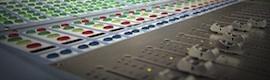 Sonorización y postproducción de audio para broadcast y cine en Microfusa
